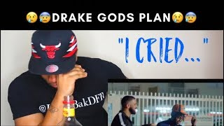 Drake - Gods Plan (Official Music Video REACTION!) I CRIED!!
