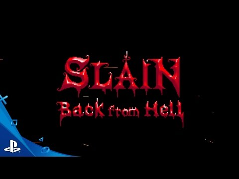 Slain: Back from Hell Trailer