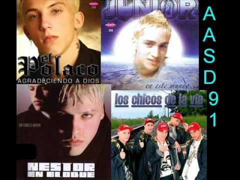 Compilado El Polaco-Nestor-Junior-Via Loca