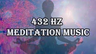 BLISS ME: 432 HZ MEDITATION MUSIC FOR DEEP RELAXATION | 432 HZ MUSIC | FEEL BLISS