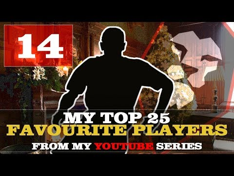 MY TOP 25 FAVOURITE PLAYERS   PLAYER #14   FOOTBALL MANAGER 2019
