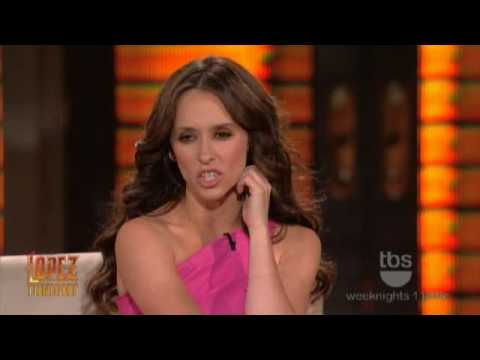 Lopez Tonight - Jennifer Love Hewitt Interview - Vagazzling Talk ...