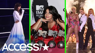 2018 MTV EMAs: All The Top Moments From The Show | Access