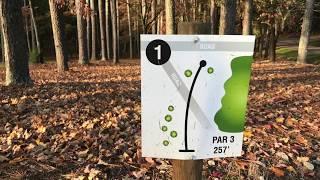 2nd Annual Joe Wheeler Fall Shootout 2017 Final Round Front 9