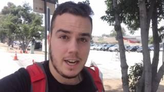 Santa Monica Hostel Vlog