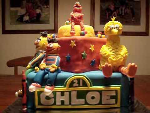 Sesame street cake boss - Shooters club fort worth