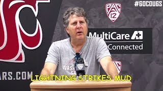 Washington State Cougars head coach gives best podium quotes | ESPN