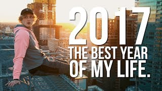 LOGAN PAUL - WHY 2017 WAS THE BEST YEAR OF MY LIFE.