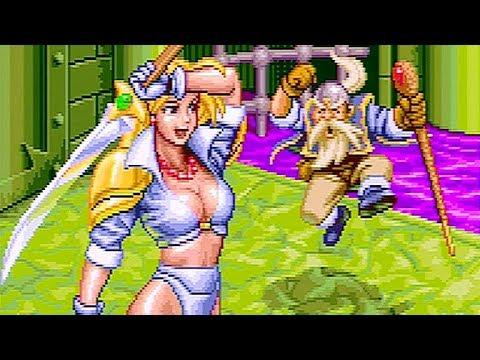 Tyris Flare - A guerreira amazona de Golden Axe Hqdefault