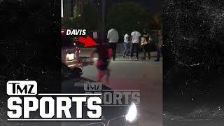 Gervonta Davis Breaks Up Strip Club Fist Fight | TMZ Sports
