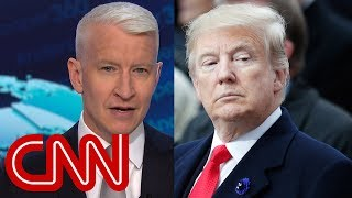 Anderson Cooper to Trump: That's not how things work