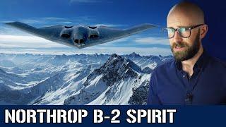 Northrop B-2 Spirit: America's Stealth Bomber
