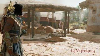 Assassin's Creed Origins Gameplay 114 LA MATRIARCA