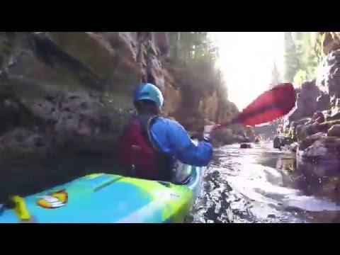 Northwest Creeking Comp 2016-Practice Day