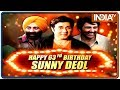 Best of Sunny Deol's dialogues on his 63rd birthday