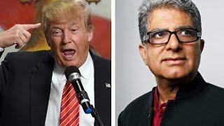 Deepak Chopra: Trump Is 'Emotionally & Mentally Retarded'
