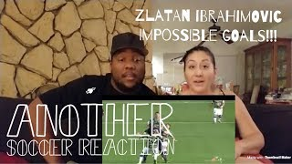 Zlatan Ibrahimovic Craziest Skills Ever - Impossible Goals!!!! This dude is FIRE!!!!