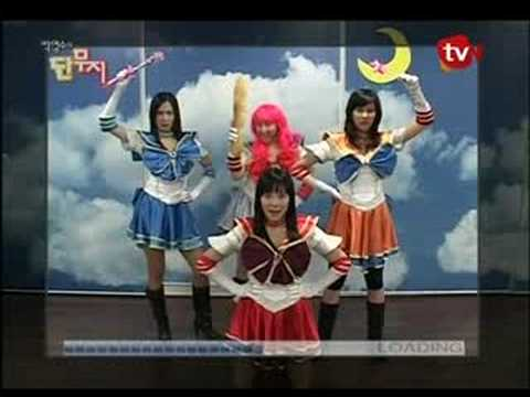 CSJH the Grace - Being Dorky (Sailormoon)