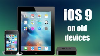 Install iOS 9 on Old Devices using Grayd00r Tutorial