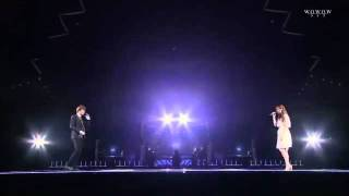 Way back into love -Seohyun & Kyuhyun (Supper Junior-Girls generation)[SM TOWN in New York]