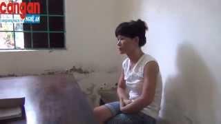 Bắt 'nữ quái' chuyên cung cấp ma túy đá