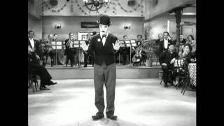 Charlie Chaplin - Modern Times [the best scene]
