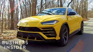 Can The Lamborghini Urus Act As A Normal Family SUV? | Real Reviews