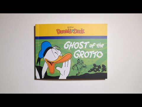 The Ghost of the Grotto by Carl Barks video preview