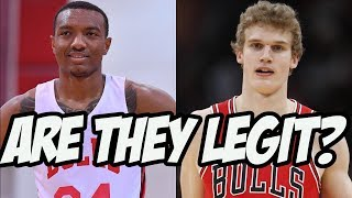 Are The Bulls Young Players Really That Good? 2019 NBA