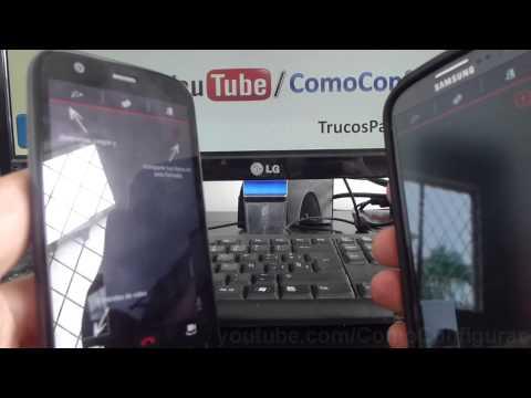 Cómo hacer videollamada gratis 2014 con tango line Moto G X T1032 español