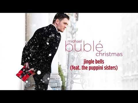 Michael Bublé - Jingle Bells (ft. The Puppini Sisters) [Official HD]
