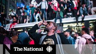 Toronto revels in Raptors' NBA championship victory