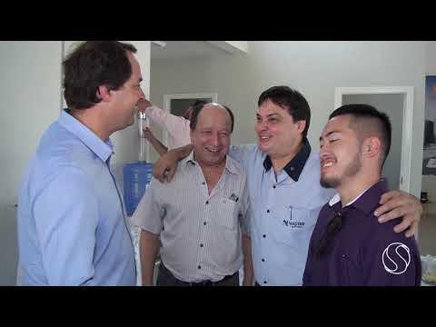 Luiz Bernardoni registra lançamento do Torres de Marília