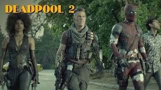 Deadpool 2 Thanks You