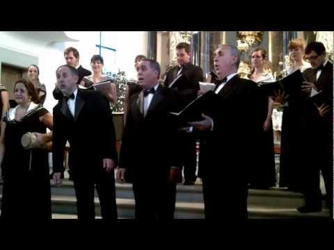 Coro de Cámara del Municipio de Moron - Pregones del altiplano - Pedro Salazar- Damián Sánchez