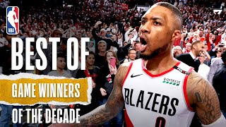 NBA's Best Tissot Buzzer Beaters Of The Decade