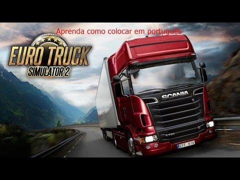 Baixar Como colocar legendas em português no Euro Truck Simulator 2