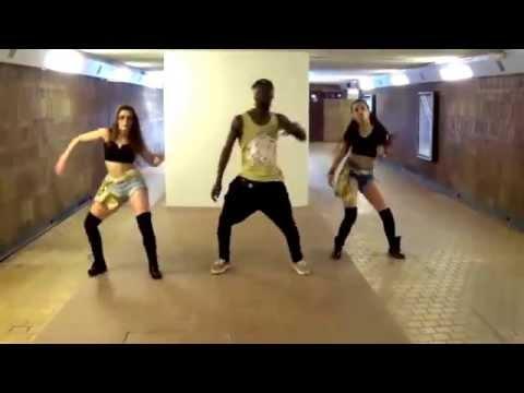Afro dance'hall - Ibi D. Kwest ft Emma. M & Lola Evidanza / AFROJAMADDICT33