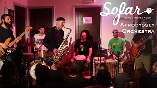 Afrodyssey Orchestra - Sofar Sounds Athens,GR  2017