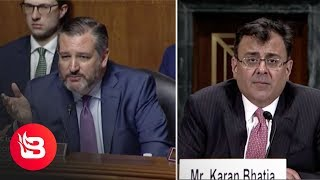 Ted Cruz Makes Google Exec Squirm Over Conservative Censorship