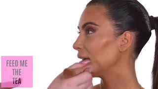 Nikkie Tutorials puts Jaclyn Hill TO SHAME with Kim Kardashian