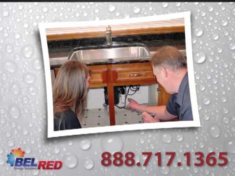 Guaranteed Plumbing Solutions from Bel Red Energy Solutions