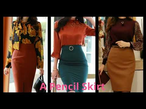Women's Professional Skirt Suits
