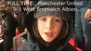 Manchester United v West Brom   Match Day Vlog   Premier League   15.04.2018