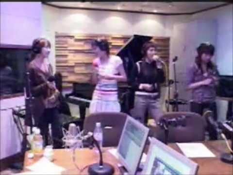 20070518 Park Jung Ah Radio - CSJH The Grace [Part 1]