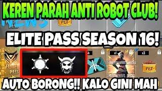 Bertemakan Vampir! Bocoran Elite Pass Free Fire Season 16 Auto Borong