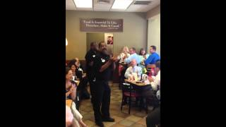 """The Chick-fil-A Song"" with Donald Peoples and Frank Clark"