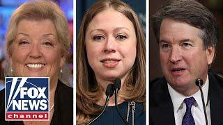 Juanita Broaddrick on Chelsea Clinton's Kavanaugh comments
