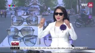 Mắt Kính Giả Và Những Nguy Cơ Ảnh Hưởng Tới Người Tiêu Dùng - Tin Tức VTV24