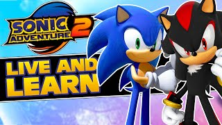 """Sonic Adventure 2 - """"Live And Learn"""" (NateWantsToBattle Cover)"""